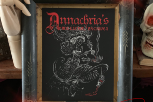 Annachria Framed