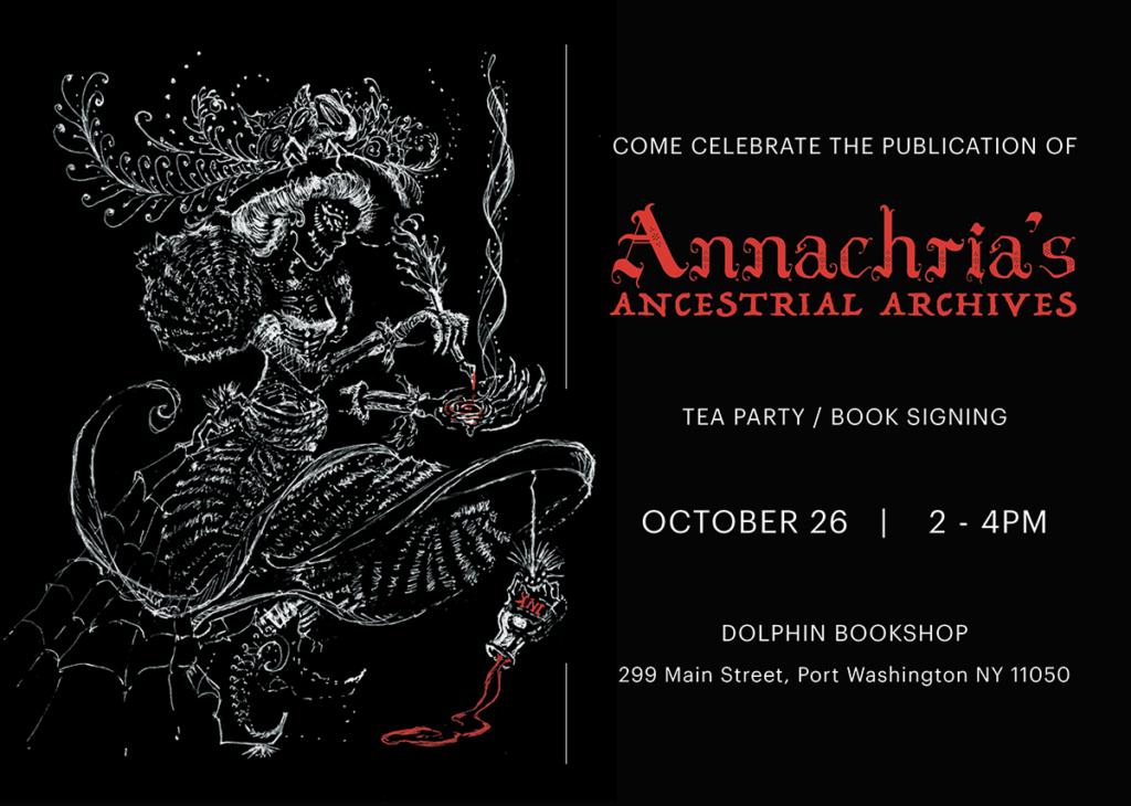 Annachria Invite